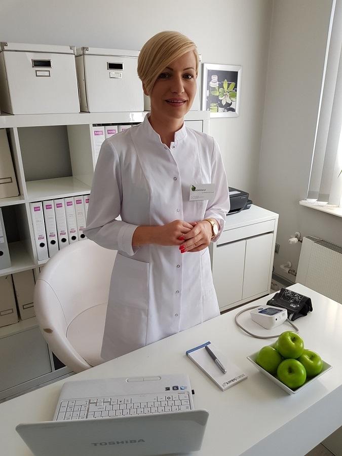Magda Kaniewska dietetyk poznań kutno